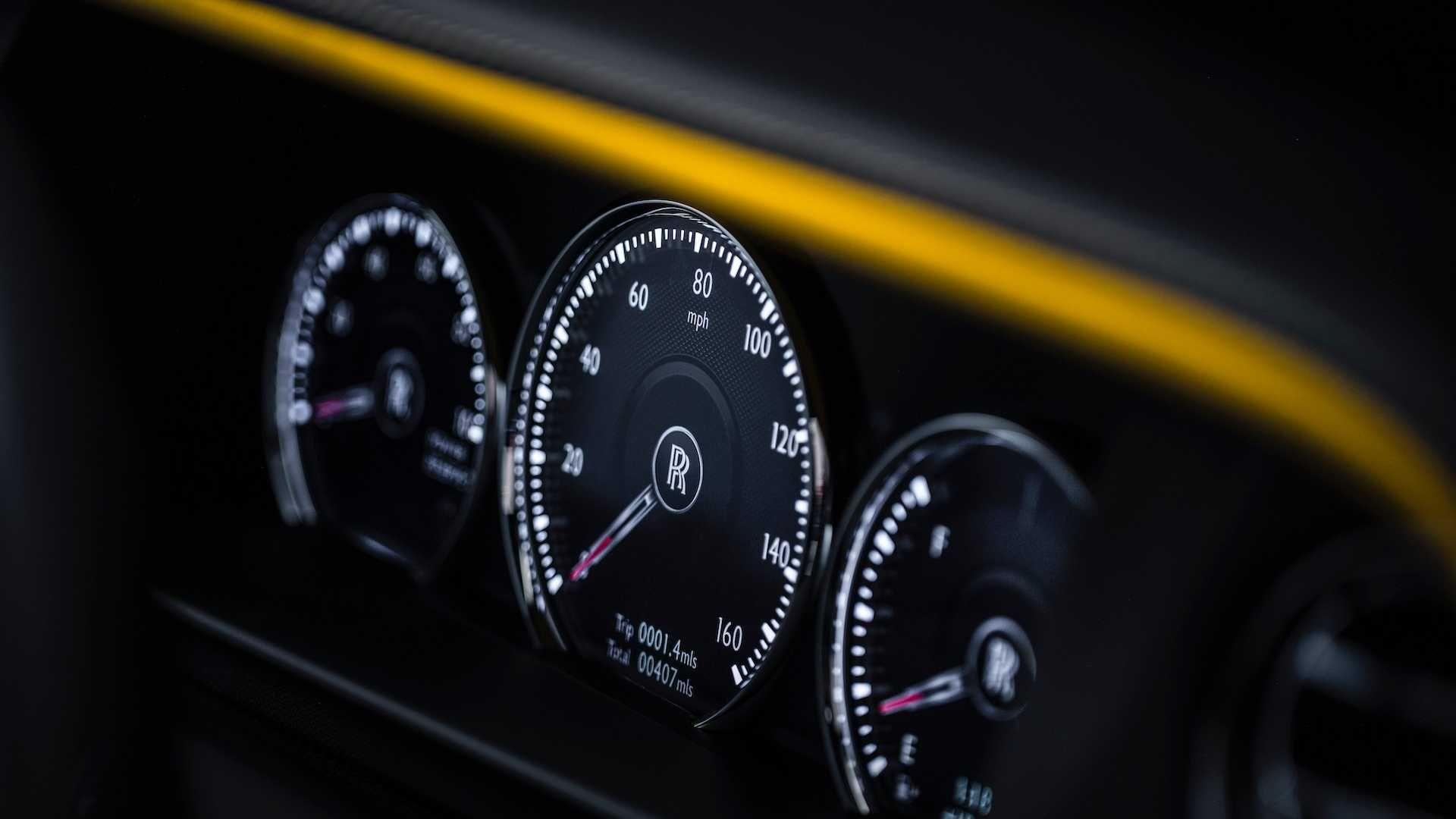 Українські дилери відкрили прийом замовлень на Rolls-Royce Cullinan Black Badge –найдорожчу та найпотужнішу версію розкішного кросовера