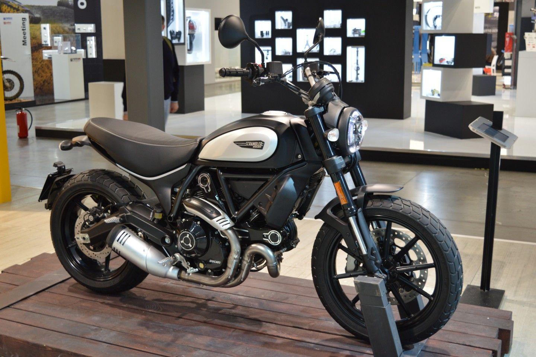 Галерея: найкращі мотоцикли сучасності зі стендів виставки EICMA 2019