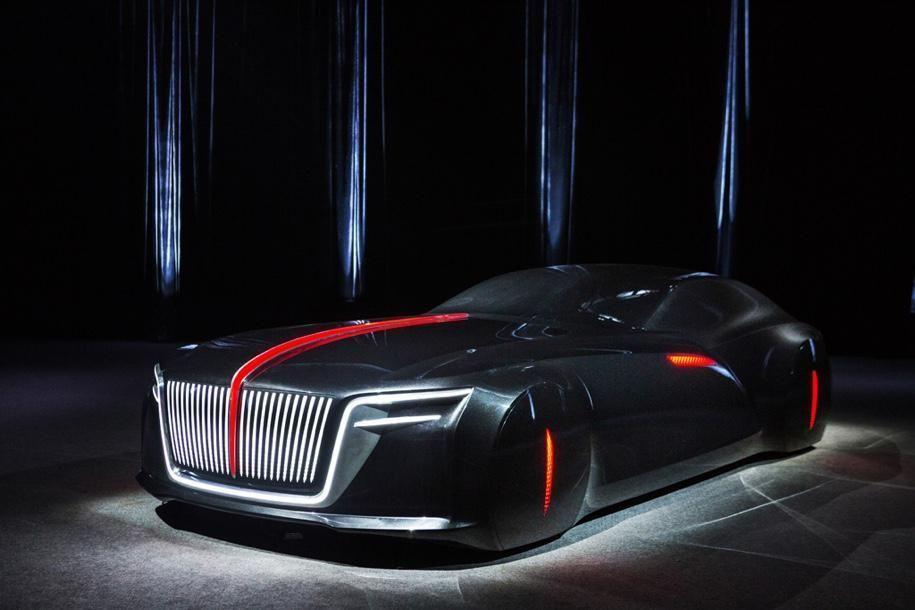 Rolls-Royce з паралельного світу показався в Китаї