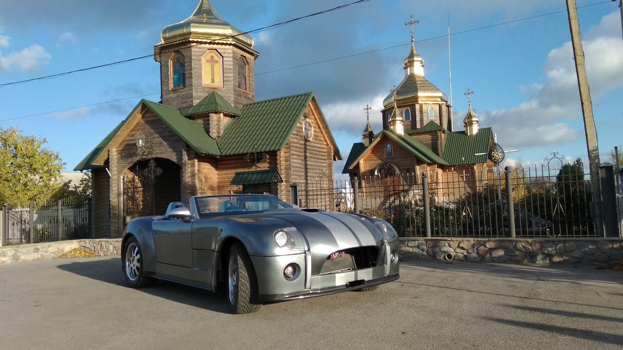 В українському селі створюють стильні реплікари