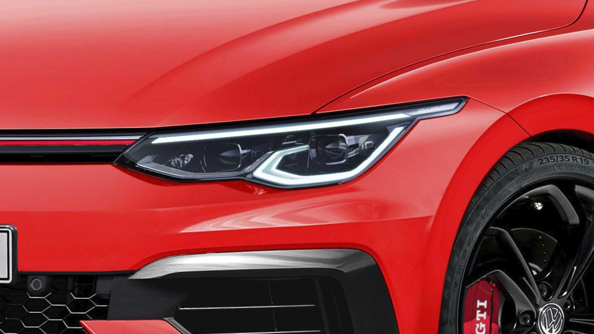 Volkswagen підтвердив дебют Golf GTI в Женеві