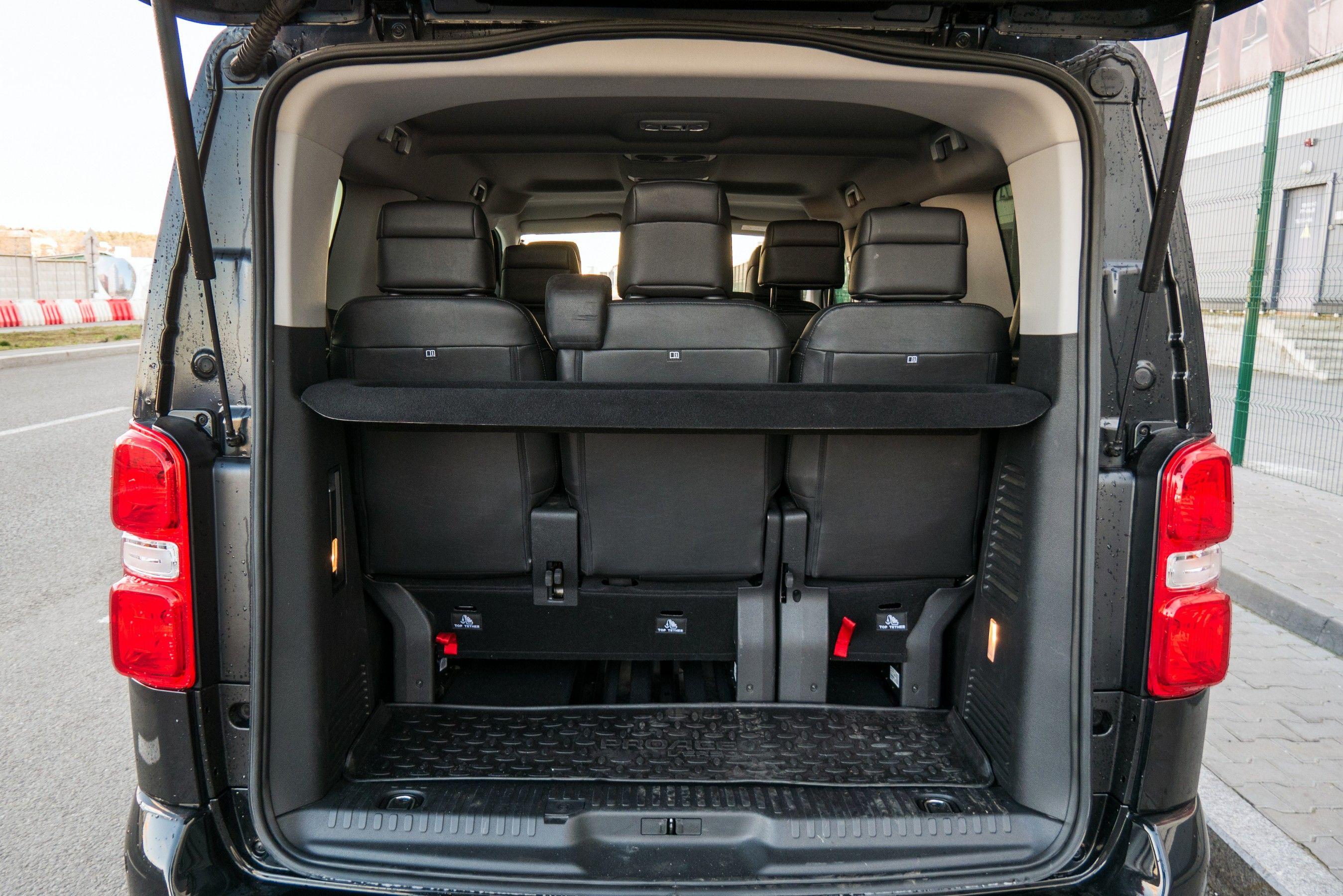 Тест-драйв Toyota Proace Verso: суші по-французьки