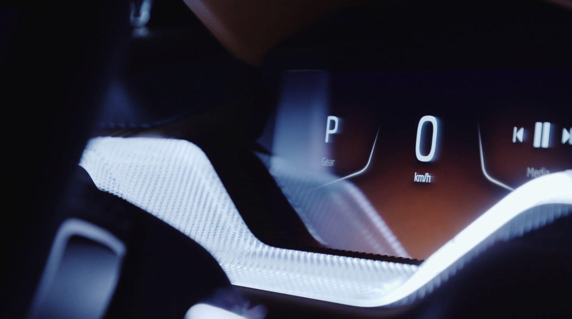 Škoda дивує розкішним концептом Vision IN з кришталевим оздобленням (відео)
