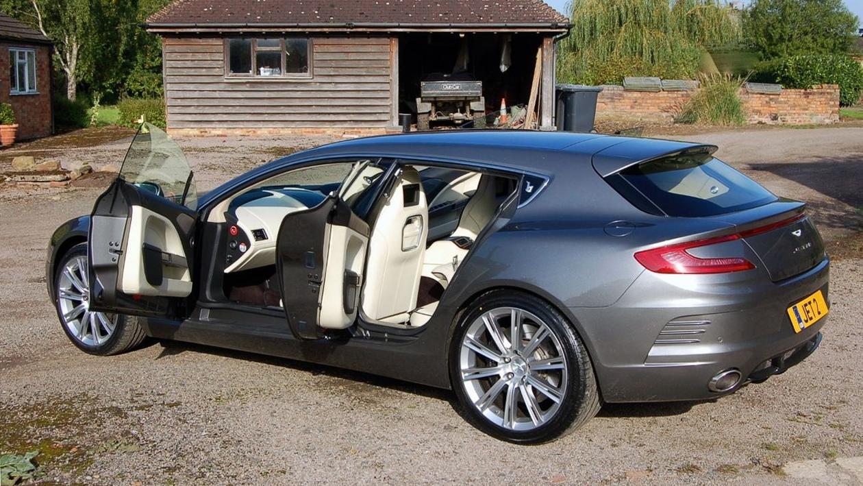 Єдиний у своєму роді Aston Martin Jet 2+2 виставили на продаж