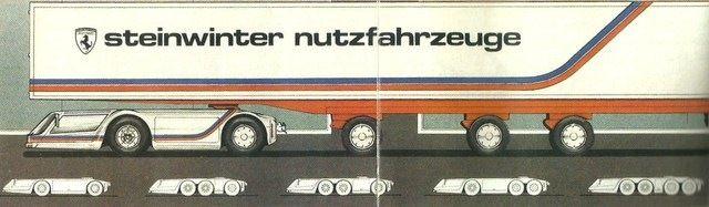 """Цей фантастичний мікс суперкара і важкого тягача міг стати """"Мерседесом 2040 року"""""""