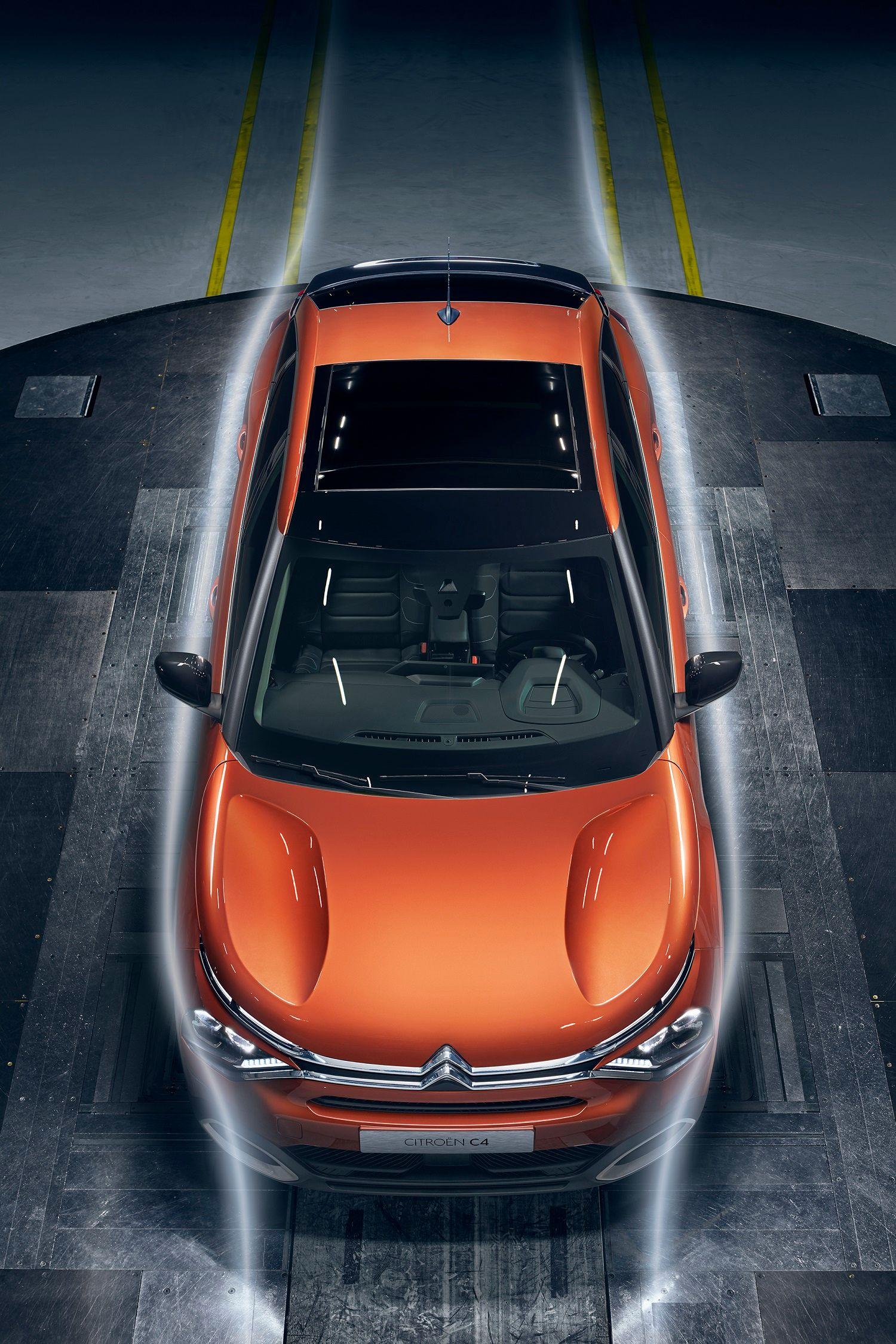 Citroën показав новий С4 за два тижні до прем'єри