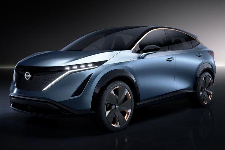 15 липня Nissan покаже новий електричний кросовер, котрий всі вже бачили (фото)
