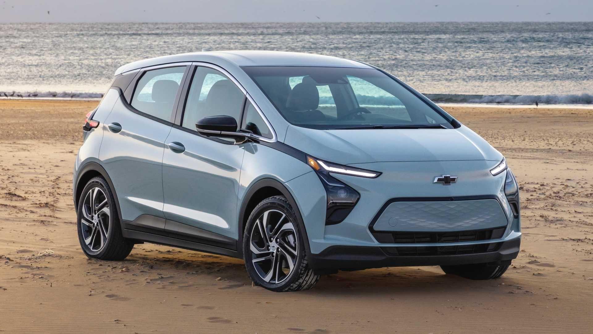 В Chevrolet наконец выяснили причины самовозгорания электромобилей Bolt 1