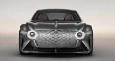Bentley везе до Женеви новий ультрарозкішний спорткар Bacalar