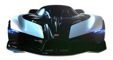 Bugatti La Finale Concept створений студентом на гроші Bugatti