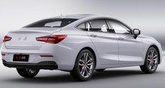 Погляньте на люксовий китайський седан на базі Mazda6