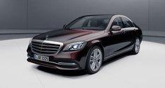 Mercedes-Benz S 350 голови офісу президента: який він