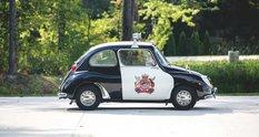 Цей поліцейський Subaru 360 –неначе з мультика і його можна купити