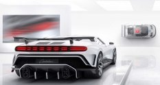 Кріштіану Роналду отримав нову іграшку за 9 мільйонів доларів –Bugatti Centodieci