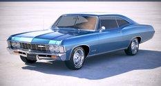 Кінець епохи: з конвеєра зійшов останній Chevrolet Impala