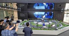 Hyundai показала модель екосистеми розумної мобільності в мініатюрі