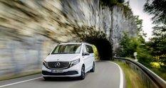 Стартували продажі електричного мінівена Mercedes-Benz EQV