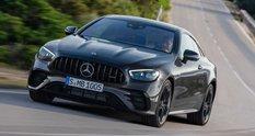 Оновлені купе та кабріолет Mercedes-Benz E-Class представлені офіційно