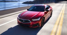 Acura TLX нового покоління справив офіційний дебют