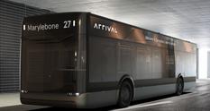 Електричний автобус Arrival підтримує соціальне дистанціювання