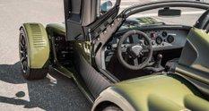 Donkervoort D8 GTO JD70 –легкий суперкар з важкою назвою