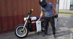 """Білоруський електробайк Punch –це мотоцикл """"Мінськ"""" нового часу"""