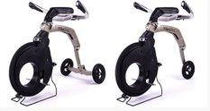 YikeBike –найменший у світі складаний електричний скутер, не схожий на жоден інший