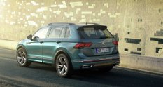 Volkswagen представив оновлений Tiguan одразу з версіями R та eHybrid