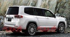 """Toyota Land Cruiser 300: що відомо про наступний """"Крузер"""""""