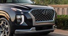 Hyundai Palisade Calligraphy 2021 –флагманський кросовер отримав розкішну версію