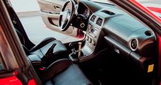 """На продаж виставили Subaru WRX з фільму """"На драйві"""""""