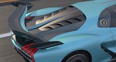Китайський конкурент Bugatti Chiron оцінений у 40 мільйонів гривень