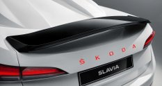Skoda Scala перетворилась на двомісний спорткар без даху –Skoda Slavia