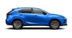 Lexus NX 300h дебютував у виконанні F Sport Black Line Special Edition