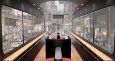 Двоповерхові безпілотні трамваї можуть повернути популярність цьому транспорту