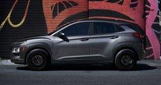 Кросовер Hyundai Kona отримав версію Night Edition