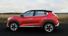 Японці показали інтер'єр свого бюджетного кросовера Nissan Magnite