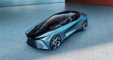 У Lexus буде загадковий RZ 450e