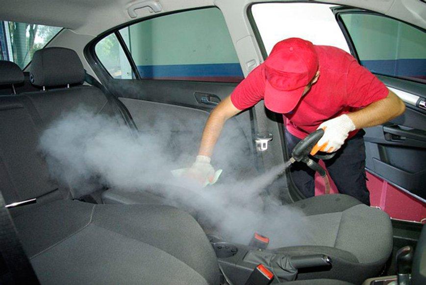 Как убрать запах из салона автомобиля (молока, табака и тд)