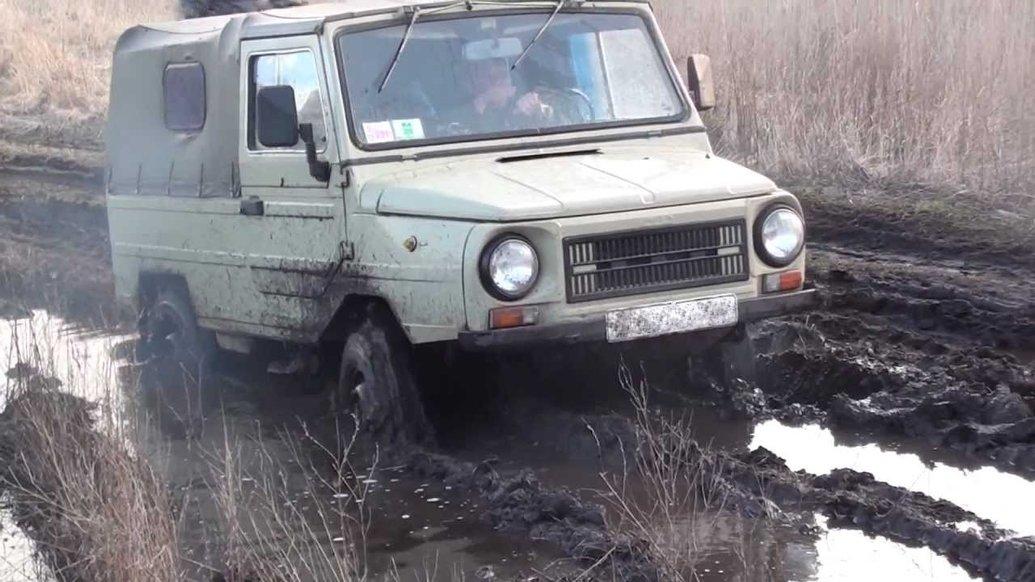 Що спільного у ЛуАЗ і Hummer