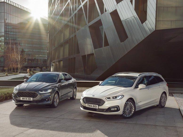 У Брюсселі дебютував оновлений Ford Mondeo 2020