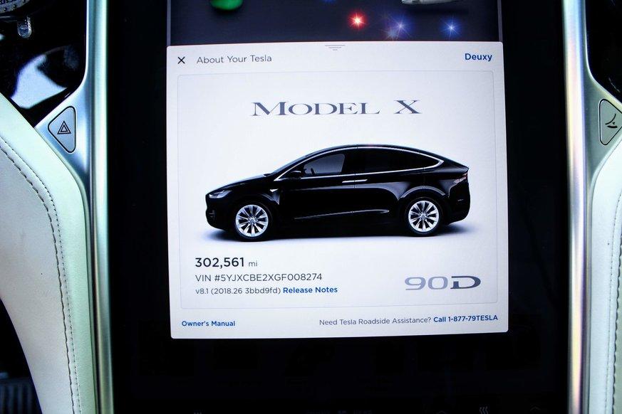 Як півмільйона кілометрів вплинули на ресурс батареї Tesla Model X