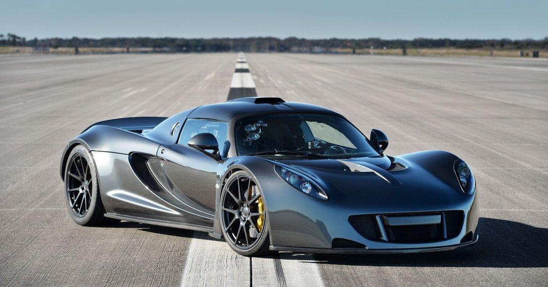 ТОП-5 найшвидших авто світу, які розганяються більш ніж до 400 км/год