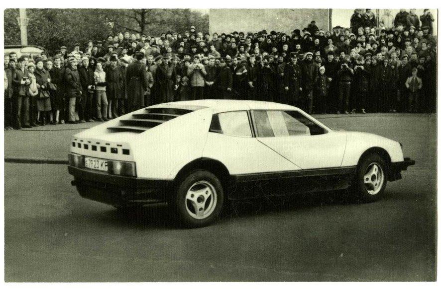 Українські автомобілі-саморобки 20 століття: коли шейхи відпочивають