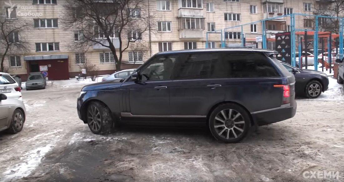 На чому їздить кандидат у президенти Володимир Зеленський