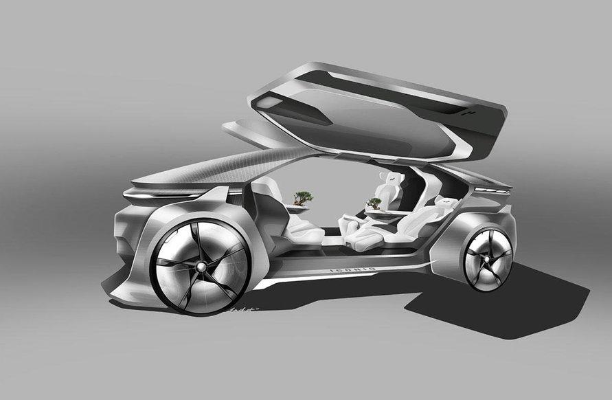 Творці Lykan Hypersport представили безпілотник 5 рівня