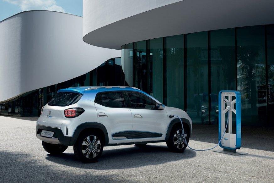 Renault покаже в Шанхаї електро-кросовер за $7000