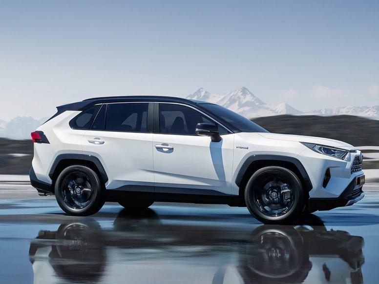 Буковинці з автомобілів найчастіше обирають Toyota RAV-4