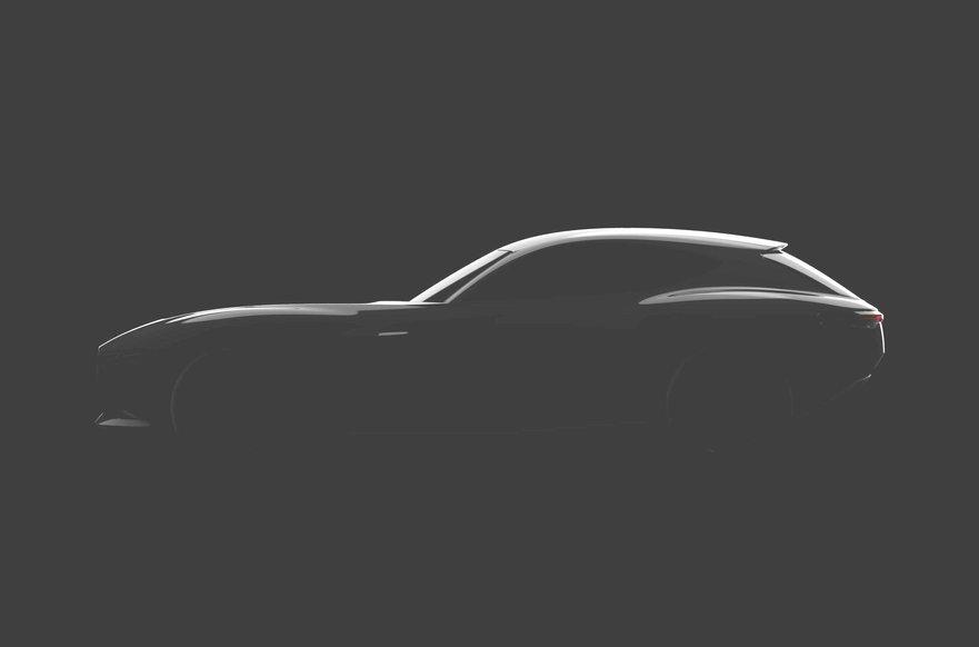 Спорткар Austro-Daimler Bergmeister ADR 630 Shooting Grand готується до презентації на Віллі д'Есте