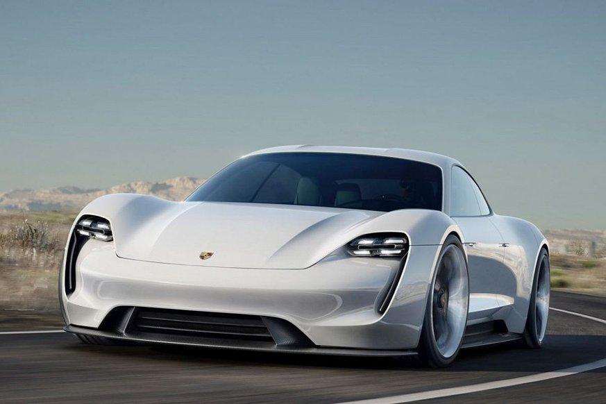 Porsche показала, як працює сенсорний екран, що замінить важіль коробки передач в електрокарі Taycan (відео)